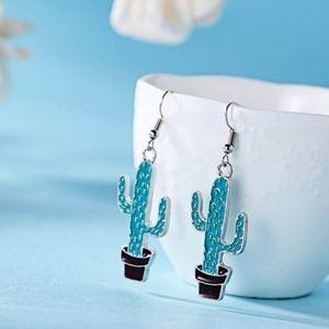Jewelry - Cactus Earrings